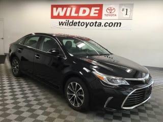 2018 Toyota Avalon XLE Premium