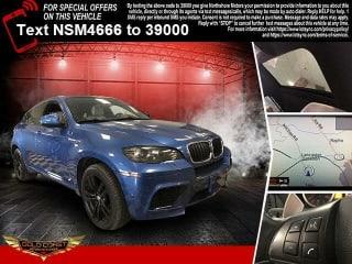 2012 BMW X6 M Base