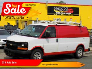 2009 Chevrolet Express Cargo 1500