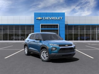 2021 Chevrolet TrailBlazer LS