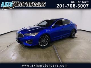 2019 Acura ILX w/Premium w/A-SPEC