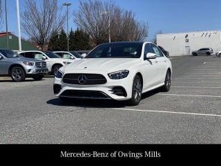 2021 Mercedes-Benz E-Class E 450 4MATIC