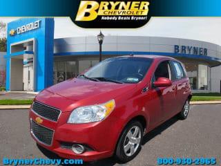 2010 Chevrolet Aveo Aveo5 LT