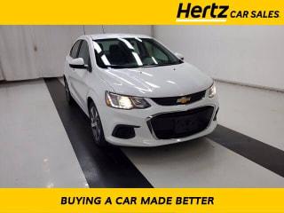 2018 Chevrolet Sonic Premier Auto