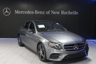 2019 Mercedes-Benz E-Class E 450 4MATIC