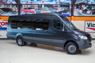2020 Mercedes-Benz Sprinter Cargo 3500XD