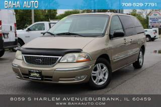 2001 Ford Windstar SE