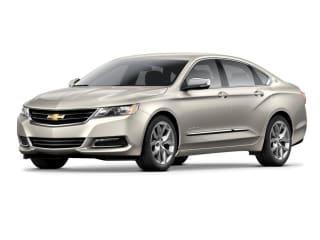 2015 Chevrolet Impala LTZ