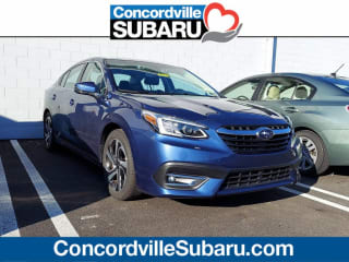 2020 Subaru Legacy Limited XT