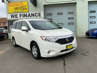 2016 Nissan Quest 3.5 Platinum