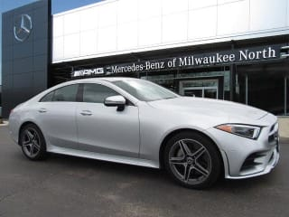 2019 Mercedes-Benz CLS CLS 450 4MATIC