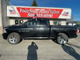 2011 Ram Pickup 1500 Laramie