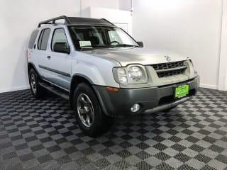 2002 Nissan Xterra XE S/C