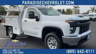 2020 Chevrolet Silverado 3500HD CC Work Truck