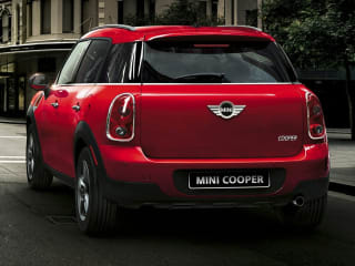 2011 MINI Cooper Countryman Base