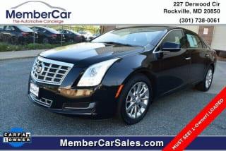 2014 Cadillac XTS Pro Coachbuilder-Limo