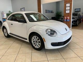 2013 Volkswagen Beetle 2.5L Entry PZEV