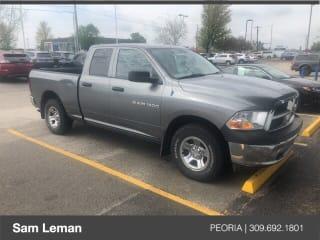 2012 Ram Pickup 1500 Tradesman
