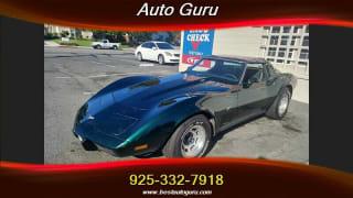 1979 Chevrolet Corvette Guy
