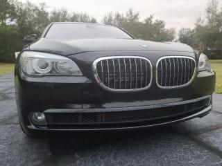 2011 BMW 7 Series 760Li