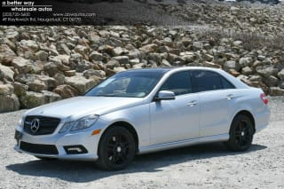 2011 Mercedes-Benz E-Class E 550 Luxury 4MATIC