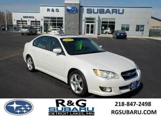 2009 Subaru Legacy 2.5i Limited