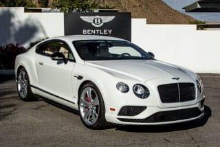 2017 Bentley Continental GT V8 S GT V8 S