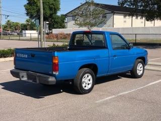 1997 Nissan Truck Base