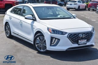 2020 Hyundai Ioniq Plug-in Hybrid Limited