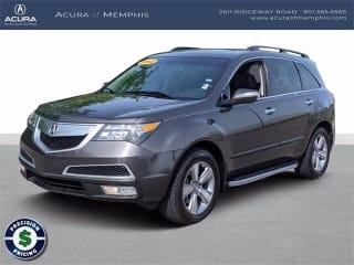 2012 Acura MDX SH-AWD
