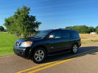 2009 Nissan Armada SE FFV
