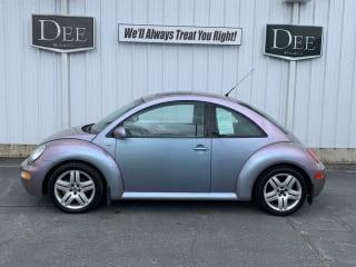 2003 Volkswagen New Beetle GLX 1.8T