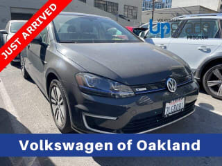 2015 Volkswagen e-Golf SEL Premium