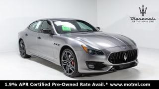 2020 Maserati Quattroporte GTS GranSport