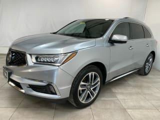 2018 Acura MDX w/Advance