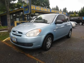 2007 Hyundai Accent GS