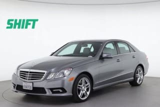 2011 Mercedes-Benz E-Class E 550 Luxury