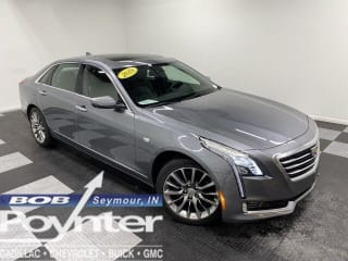 2018 Cadillac CT6 3.0TT Luxury