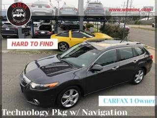 2011 Acura TSX Sport Wagon w/Tech