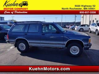 1994 Chevrolet S-10 Blazer Tahoe LT