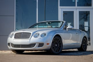 2011 Bentley Continental GTC Speed GT Speed