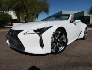 2021 Lexus LC 500 Convertible