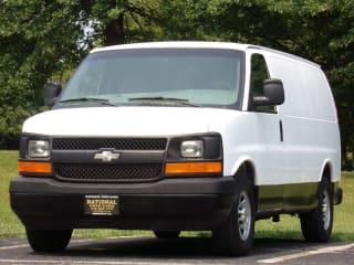 2003 Chevrolet Express Cargo 1500
