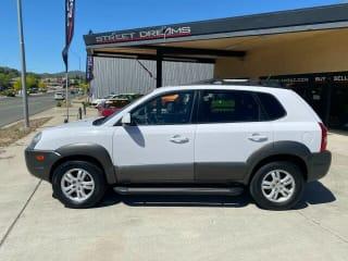 2008 Hyundai Tucson SE