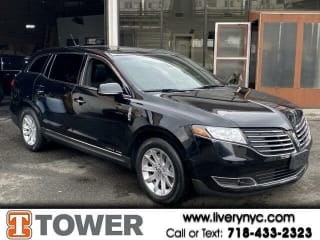 2018 Lincoln MKT Town Car Livery Fleet