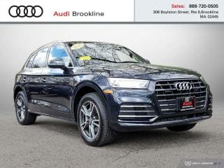 2020 Audi Q5 2.0T e quattro Premium