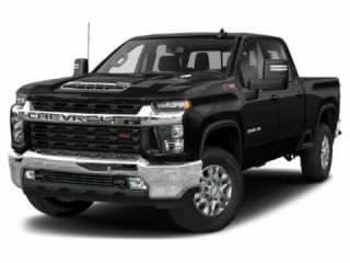 2021 Chevrolet Silverado 3500 High Country