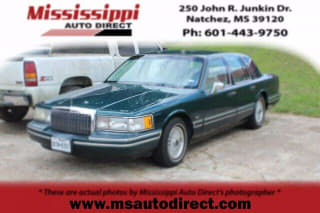 1993 Lincoln Town Car Signature