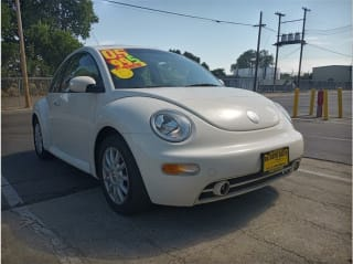 2005 Volkswagen New Beetle Bi-Color Edition