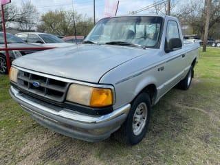 1993 Ford Ranger Sport